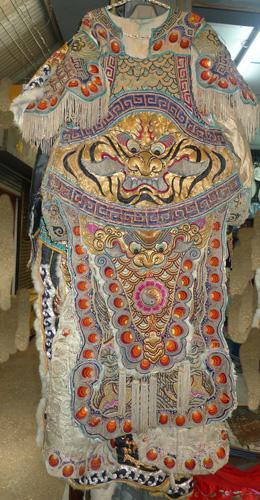 Tibetan monk robe