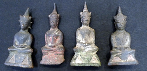Ayutthaya Buddha amulet, sold by one