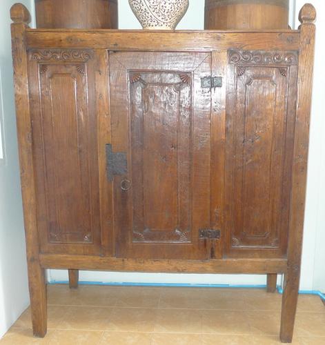 Cupboard, food storage cabinet