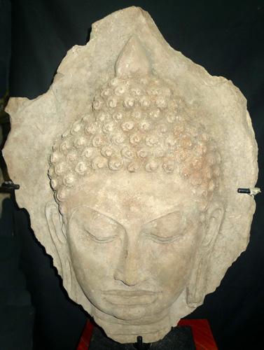 Buddha bas-relief