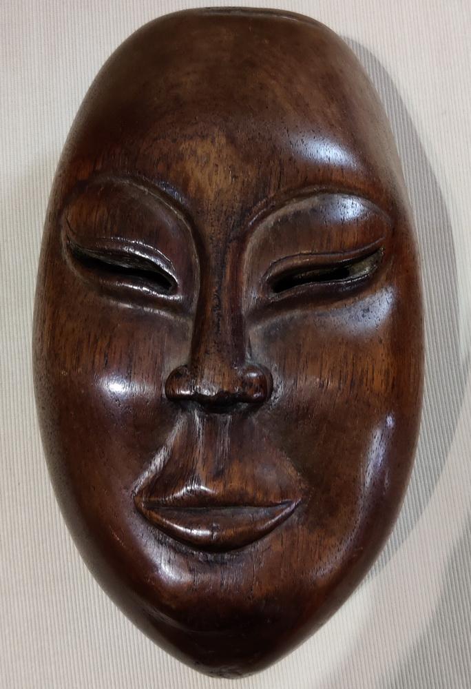 Ethnic Chinese mask