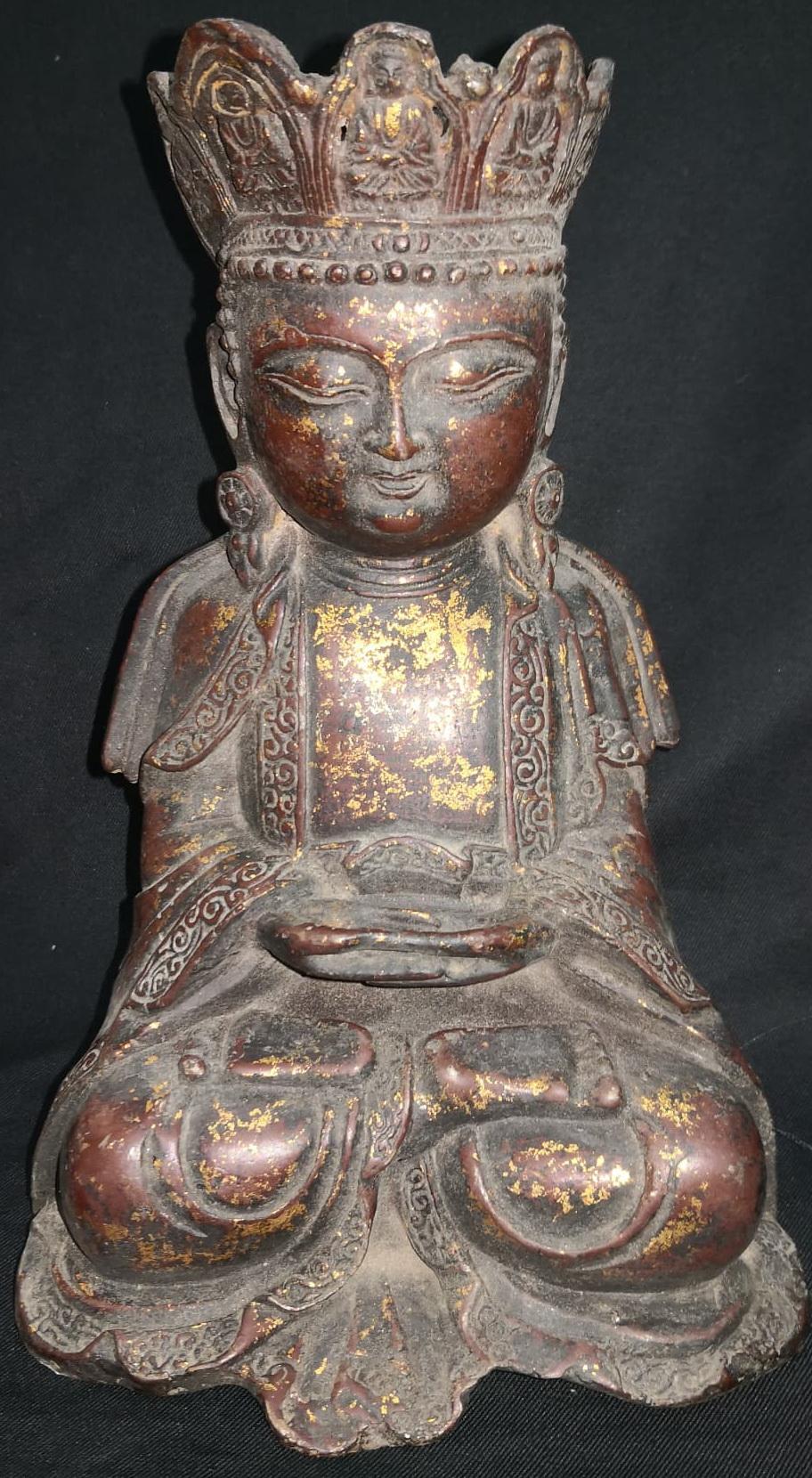 Taiwanese Buddha