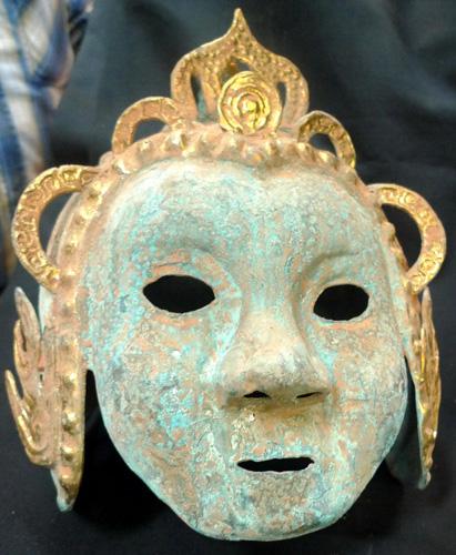 Shaman mask