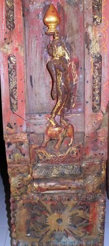 Pair of temple doors
