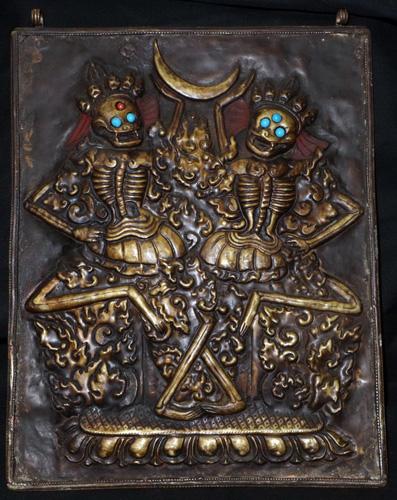 Chitapati votive plaque