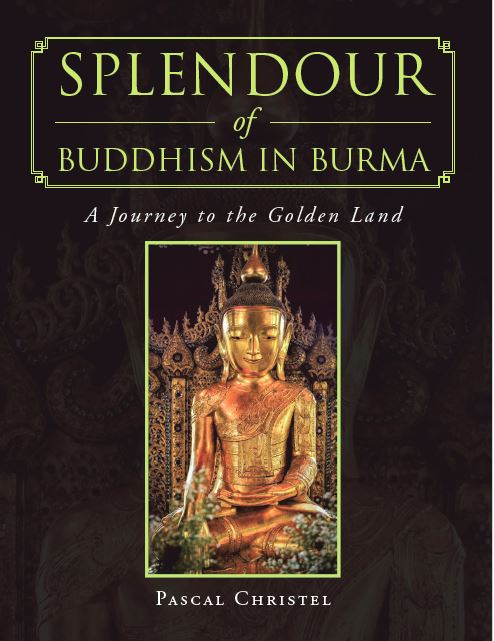 Book Splendor od Buddhism in Burma