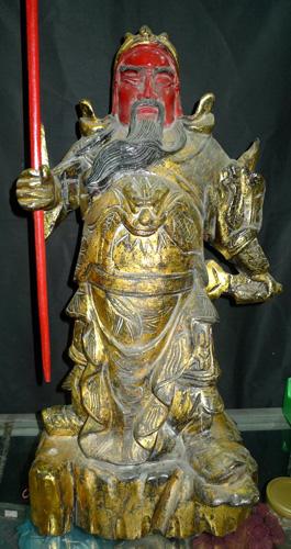 Warrior, Guan Di