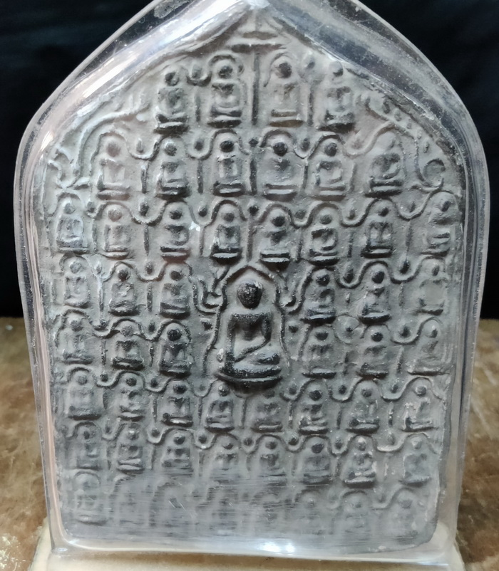 Votive Buddhist plaque
