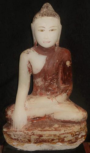 Flat Mandalay Buddha
