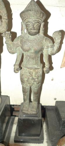Khmer deity