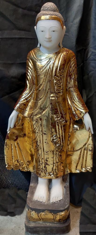 Mandalay standing Buddha