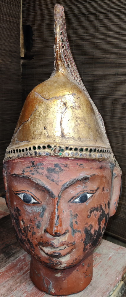 Head of prince