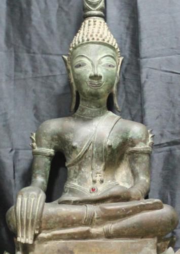 Giant Lanxiang Buddha