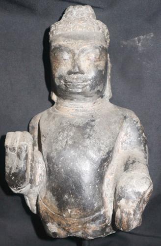Dvaravati Buddha