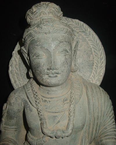Gandharan Maitreya Buddha