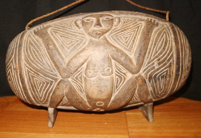 Aborigenal Nias Watertank