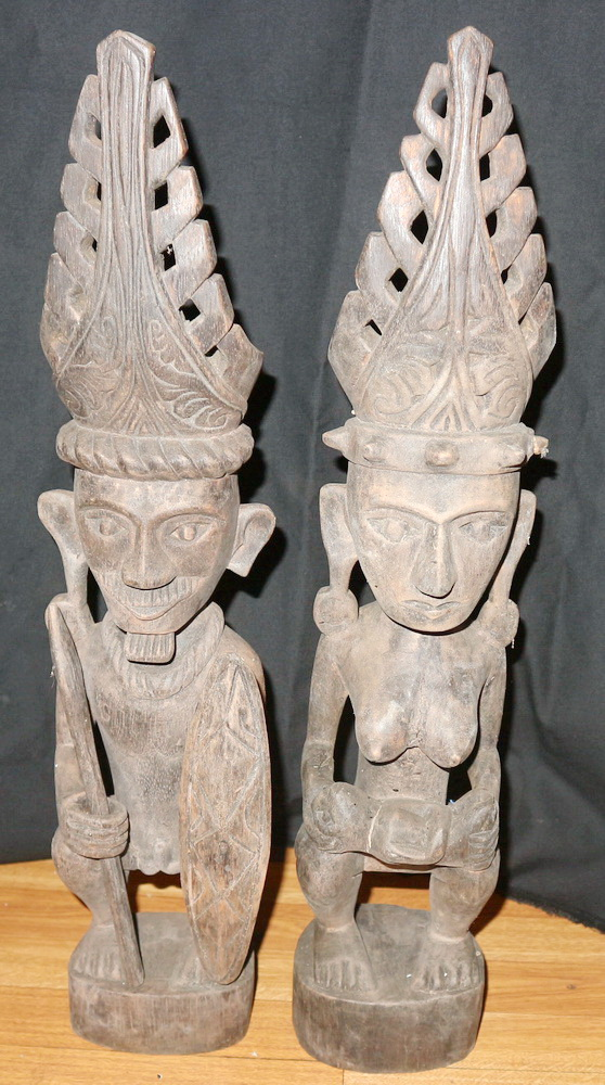 Couple of figures