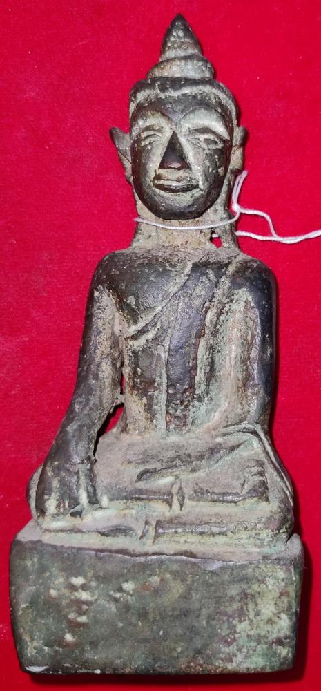 Lao Buddha giant amulet