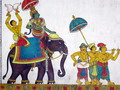 Indian procession (copyright lasiate.com)